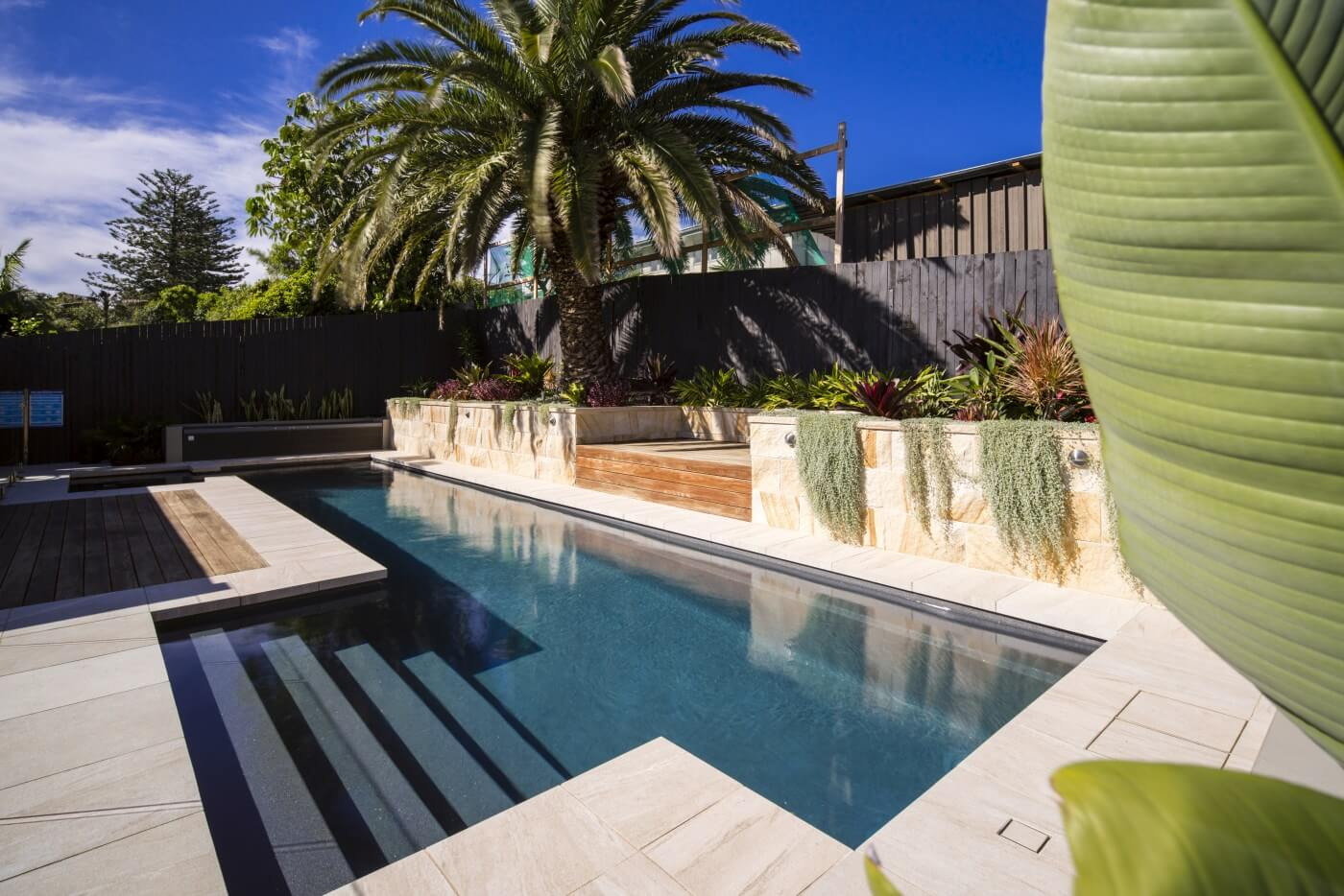 Fastlane Lap Pool | Compass Pools Sydney - Central Coast