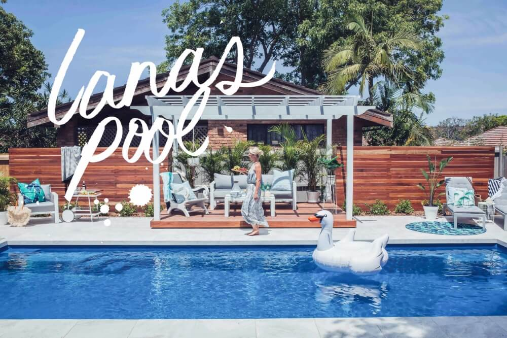 Compass Pools Sydney The pool that changes my life Lanas swimming pool
