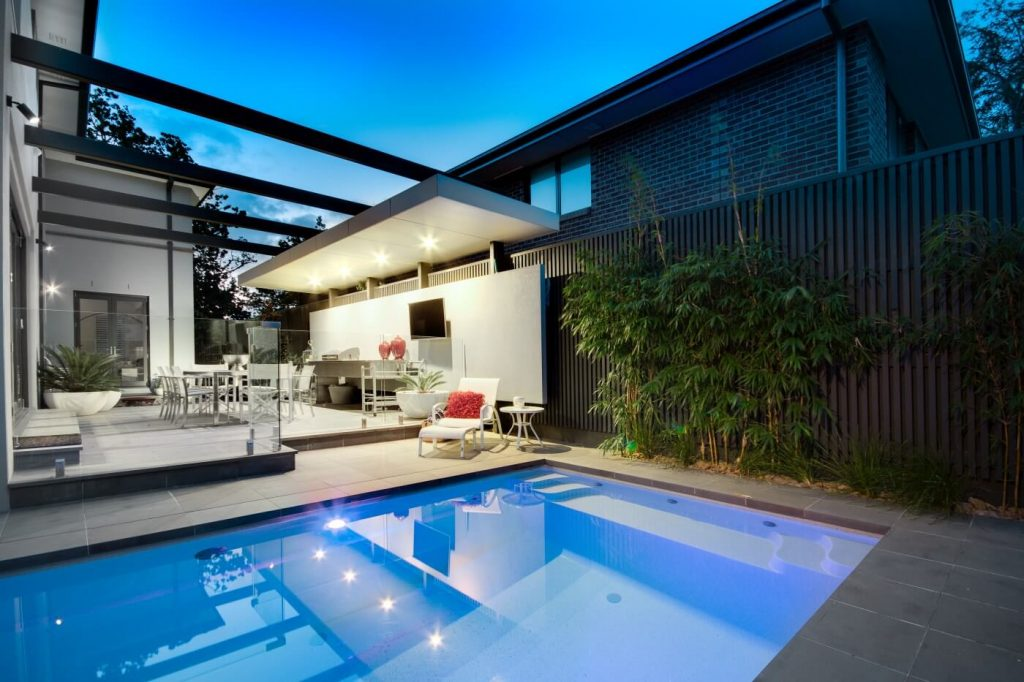Image of: Is A Plunge Pool The Best Choice For You Compass Pools Sydney